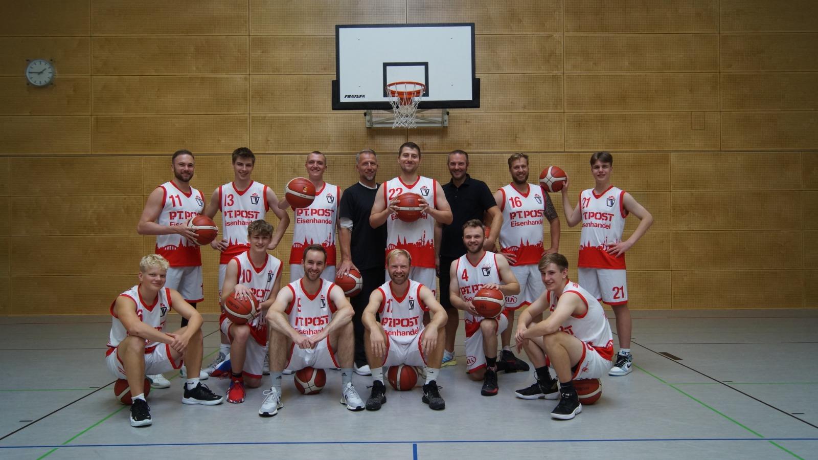 Basketball: Spielplan 2. Regionalliga